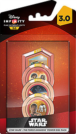 The Force Awakens Power Disc Pack - Disney Infinity 3.0 Infinity