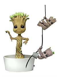 Guardians of the Galaxy We Are Groot Limited Edition Gift Set Figure + Scalers Figurines and Sets