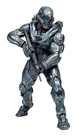Halo 5 Guardians 10 Spartan Locke Deluxe Figure Figurines and Sets