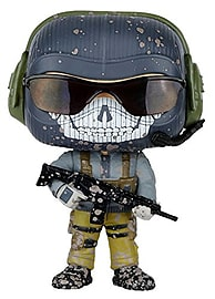 Funko Pop Vinyl Call of Duty - Riley Scaled Models