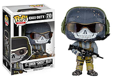 Funko Pop Vinyl Call of Duty - Riley screen shot 1