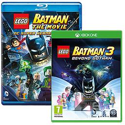 LEGO Batman 3 Giftpack Xbox One