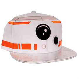 Star Wars BB-8 Droid Snapback Cap Clothing