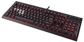Corsair Strafe Mechanical Gaming Keyboard screen shot 1