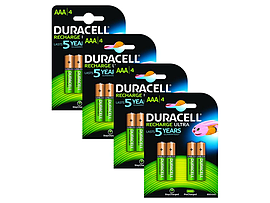 Duracell Precharged Aaa 16 Pack Multi Format and Universal