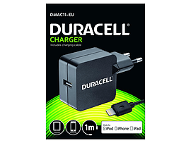 Duracell Phone & Tablet Charger 2.4a Tablet