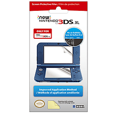 New 3DS XL Screen Protector Nintendo 3DS