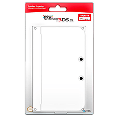 New 3DS XL Duraflexi TPU Clear Protector Nintendo 3DS