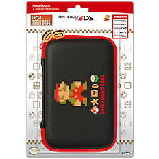 New 3DS XL Mario Hard Pouch Nintendo 3DS