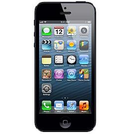 Apple Iphone 5 - 16gb Black - Unlocked - Good Phones