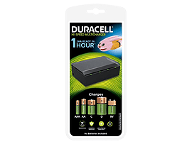 Duracell Multi Charger For Aa/aaa/c/d/9v Multi Format and Universal