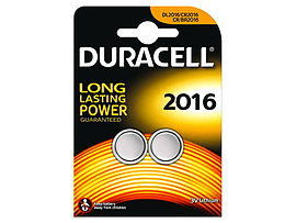 Duracell 3v Battery (2 Pack) Multi Format and Universal
