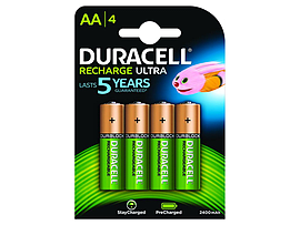 Duracell Precharged AA 4 Pack Multi Format and Universal