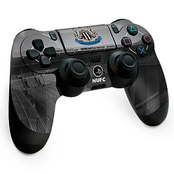 PS4 Controller Skin - Newcastle Playstation 4