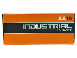 Duracell Industrial Aa Size (pack Of 10) Multi Format and Universal