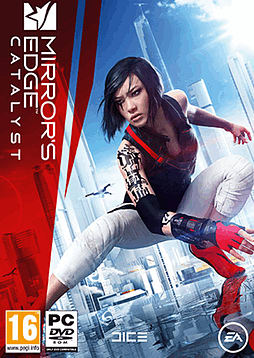 Mirror's Edge Catalyst PC Cover Art