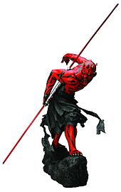 Star Wars Darth Maul Artfx Statue Figurines and Sets