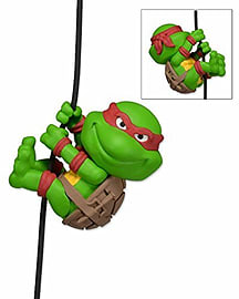 Scalers Teenage Mutant Ninja Turtles Raphael Figurines and Sets