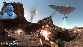 Star Wars: Battlefront screen shot 4