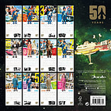 Thunderbirds Classic 2016 Square Calendar 30x30cm screen shot 1