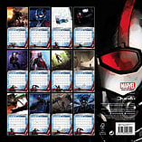 Marvel Comics Ant Man 2016 Square Calendar 30x30cm screen shot 1