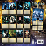 Harry Potter 2016 Square Calendar 30x30cm screen shot 1