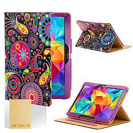 Design Book Pu Leather Wallet Case For Samsung Galaxy Tab S2 9.7? - Jellyfish Mobile phones