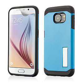 Slim Armour Shockproof Case For Samsung Galaxy J5 - Light Blue Mobile phones