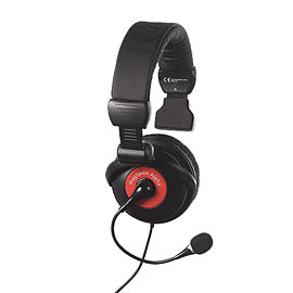 PlaySonic Alpha Wired Headset Multi Format and Universal