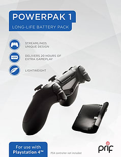 PS4 Powerpak 1 Playstation 4 Cover Art
