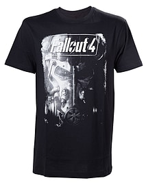 Fallout 4 - Brotherhood of Steel T-Shirt Small Small