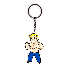 Fallout 4 Strength Key Ring Clothing