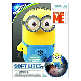 Soft Lites Despicable Me Minions Night Light Figurines and Sets