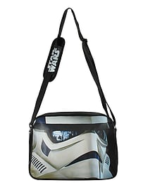 Star Wars Stormtrooper Messenger Bag 35x27x11cm Sports Camping and Hiking