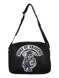 Sons Of Anarchy Soa Messenger Bag 35x27x11cm Sports Camping and Hiking