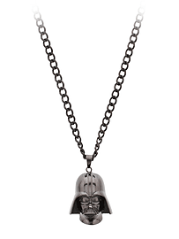 Star Wars Darth Vader Stainless Steel Necklace Gifts
