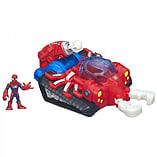 Marvel Super Heroes Spiderman Web Strike Tank screen shot 1