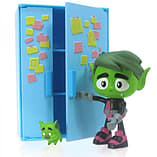 Teen Titans Go Beast Boy Mini Figure With Opening Fridge screen shot 1