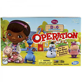 Doc Mcstuffins Operation Game Figurines and Sets