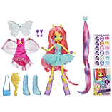 Equestria Girls Deluxe Doll - Fluttershy screen shot 2