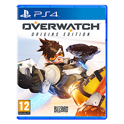 Overwatch: Origins Edition PlayStation 4 Cover Art