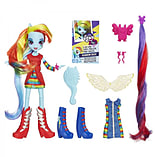 Equestria Girls Deluxe Doll - Rainbow Dash screen shot 1