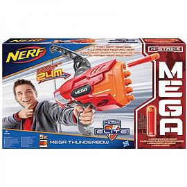 N-strike Elite Mega Thunderbow Blaster Figurines and Sets