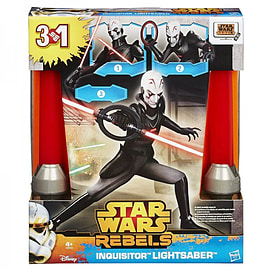 Star Wars Rebels Inquisitors Lightsaber Toy Figurines and Sets
