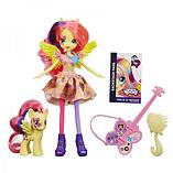 Equestria Girls Doll And Pony Set - Fluttershy screen shot 1