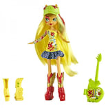 Equestria Girls Rainbow Rocks - Applejack And Guitar screen shot 1