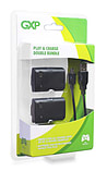 Xbox 360 Play & Charge Double Bundle XBOX360