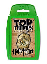 Top Trumps - Harry Potter & The Deathly Hallows Part 1 Traditional Games