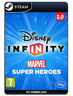 Disney Infinity 2.0 : Marvel Super Heroes - Starter Pack PC Downloads Cover Art