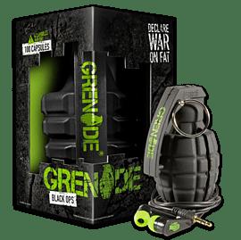 Grenade® Black Ops™ 100 Cap + Grenade® Earphones Sports Fitness